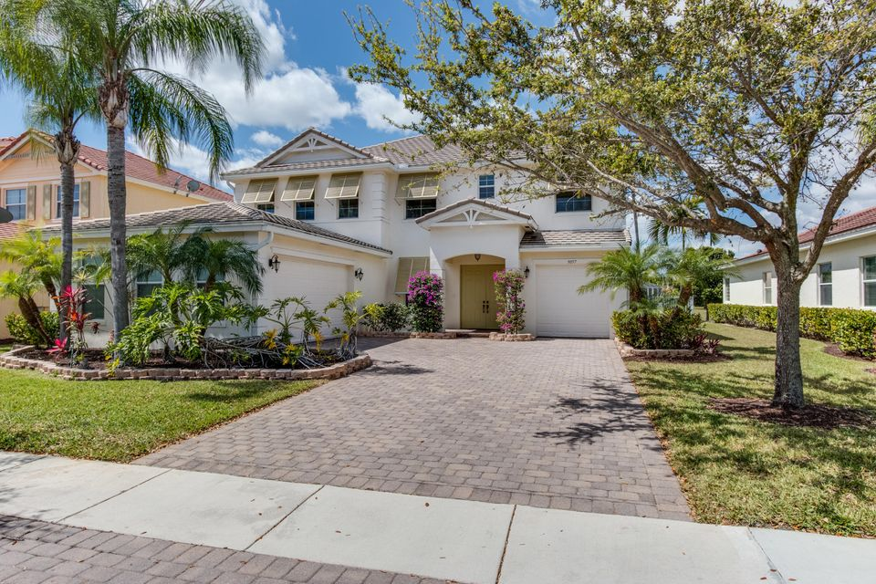 Single Family Home for Sale at 9057 New Hope Court Royal Palm Beach, Florida 33411 United States
