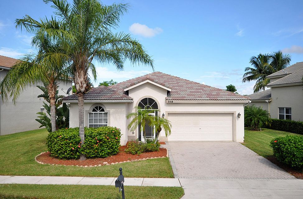 3518 Old Lighthouse Circle  Wellington, FL 33414