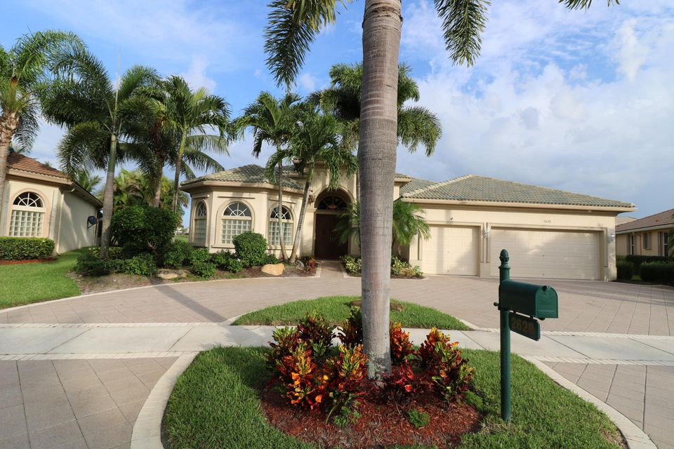 Rentals for Rent at 2628 Arbor Lane 2628 Arbor Lane Royal Palm Beach, Florida 33411 United States