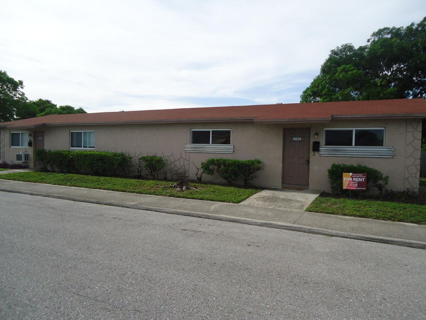 Villa for Rent at 1501 S K Street 1501 S K Street Lake Worth, Florida 33460 United States