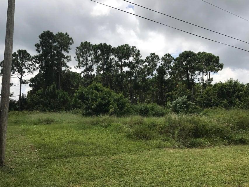 土地,用地 为 销售 在 1450 SW Hackensack Avenue 1450 SW Hackensack Avenue 圣露西港, 佛罗里达州 34953 美国