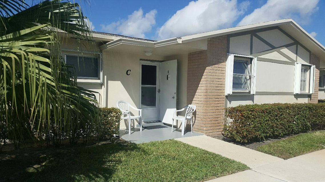 Home for sale in CRESTHAVEN VILLAS COND NO 33 West Palm Beach Florida