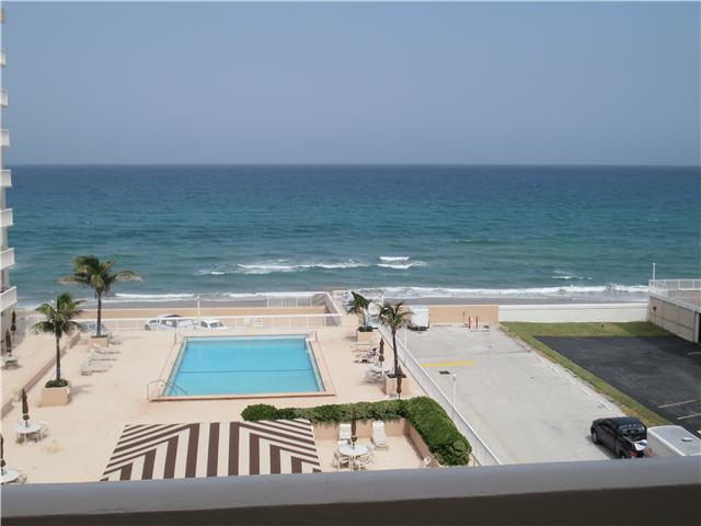 Patrician Palm Beach Cond 3450 S Ocean-boulevard