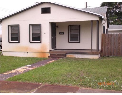 443 Wilder Street  West Palm Beach, FL 33405