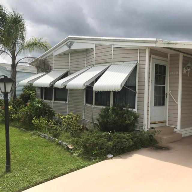 Mobile / Fabricant pour l Vente à 4730 SE Bywood Terrace 4730 SE Bywood Terrace Stuart, Florida 34997 États-Unis