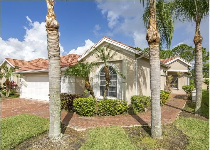 Single Family Home for Sale at 846 SW Munjack Circle Port St. Lucie, Florida 34986 United States