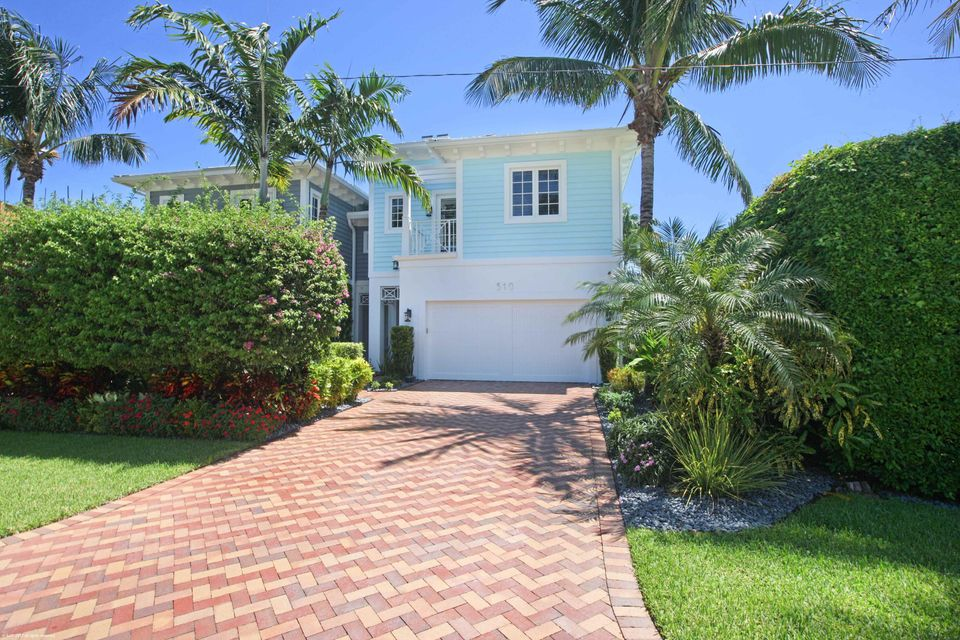 510 NE Wavecrest Way  Boca Raton FL 33432