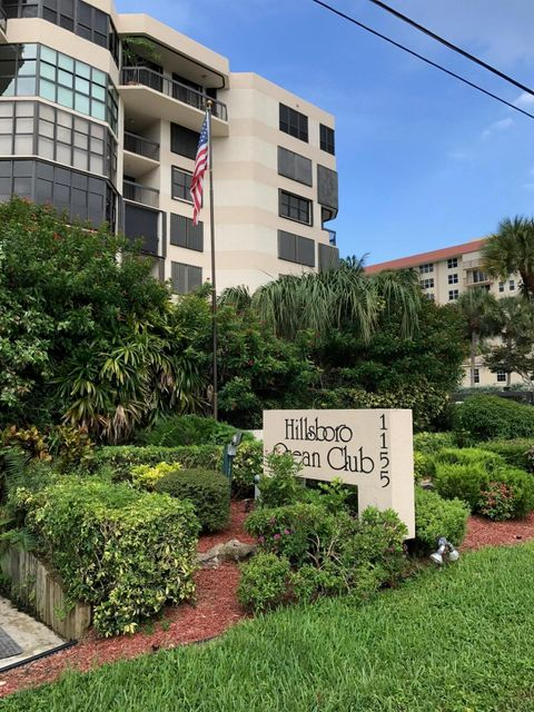 Co-op / Condo for Sale at 1155 Hillsboro Mile 1155 Hillsboro Mile Hillsboro Beach, Florida 33062 United States