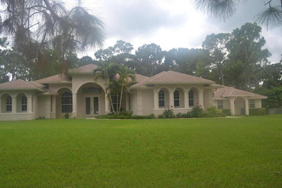 Single Family Home for Sale at 13174 44th Place 13174 44th Place Royal Palm Beach, Florida 33411 United States