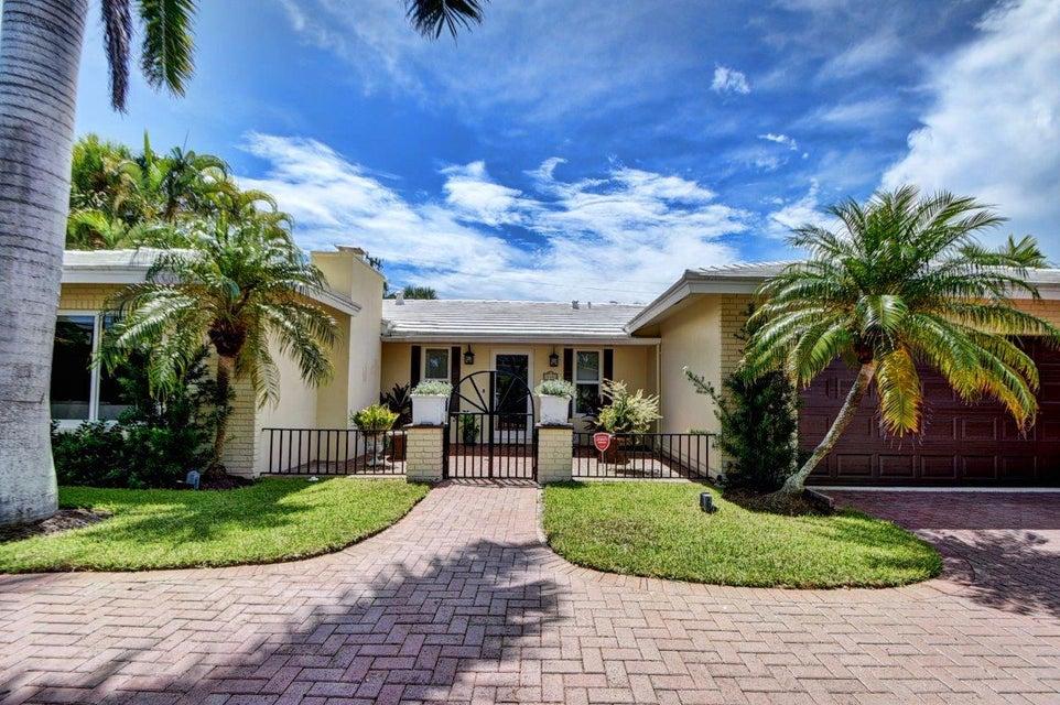 Casa Unifamiliar por un Venta en 840 Granada Drive 840 Granada Drive Boca Raton, Florida 33432 Estados Unidos