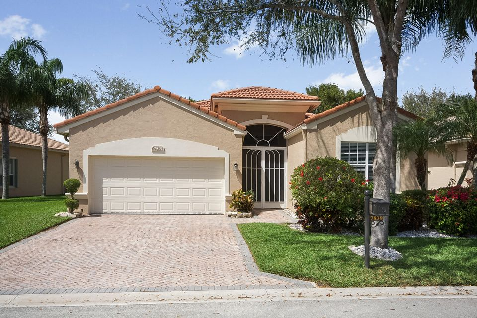 AVALON ESTATES home 7839 New Holland Way Boynton Beach FL 33437