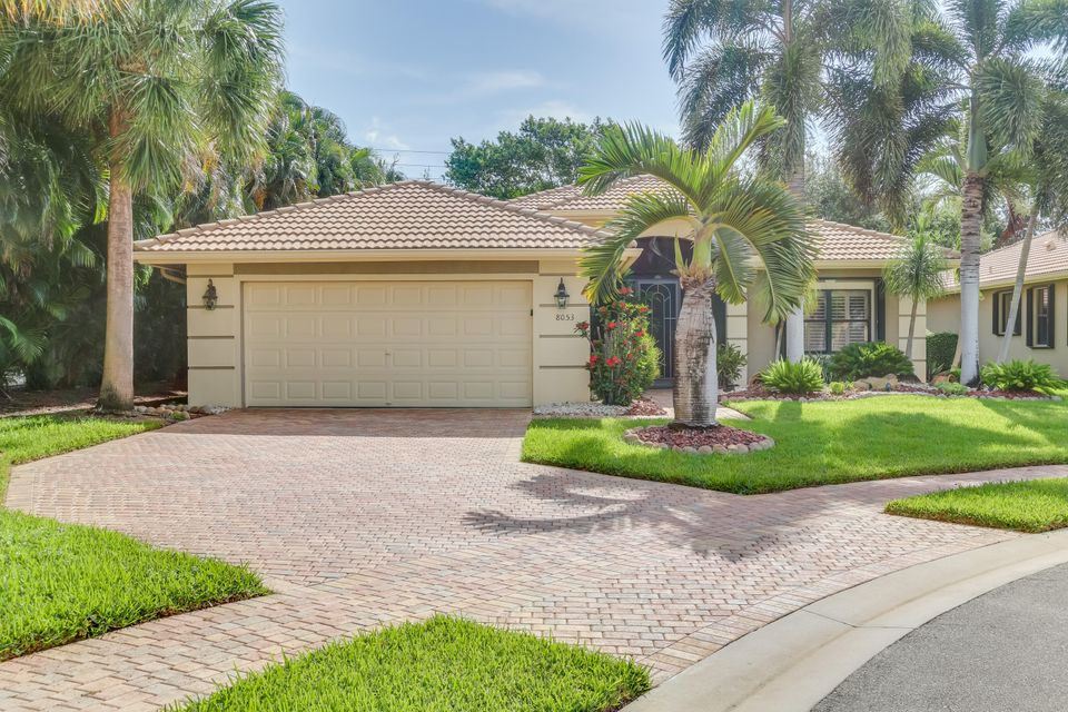 6921 Watertown Drive  is listed as MLS Listing RX-10372309