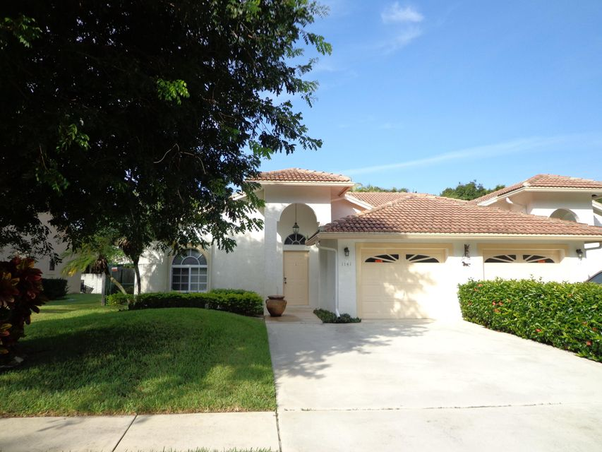 Duplex / Multiplex for Rent at 1141 Mulberry Place 1141 Mulberry Place Wellington, Florida 33414 United States