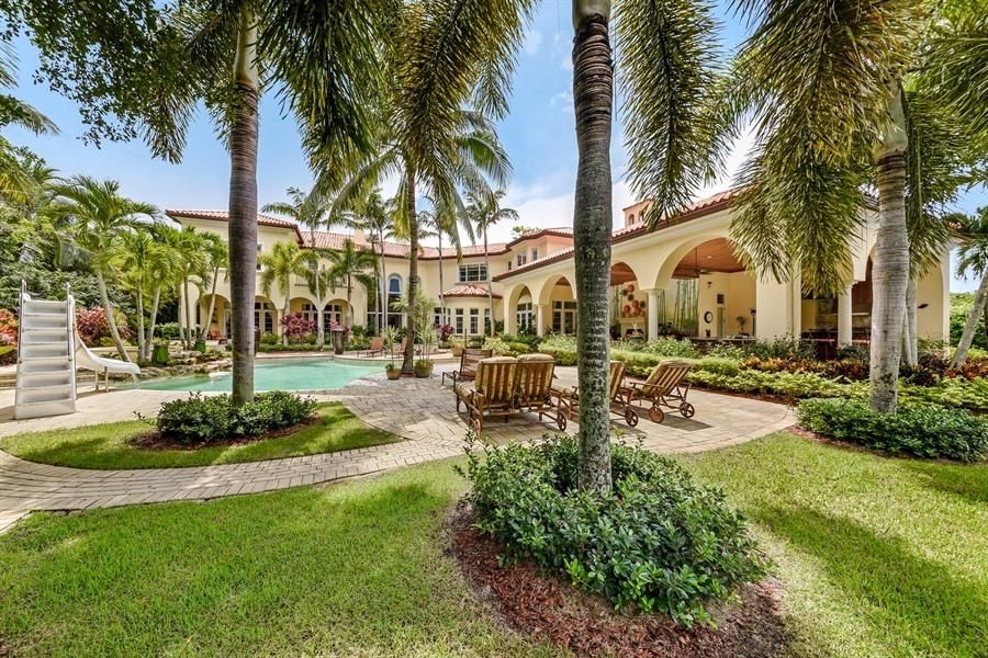 Steeplechase Drive Palm Beach Gardens Fl
