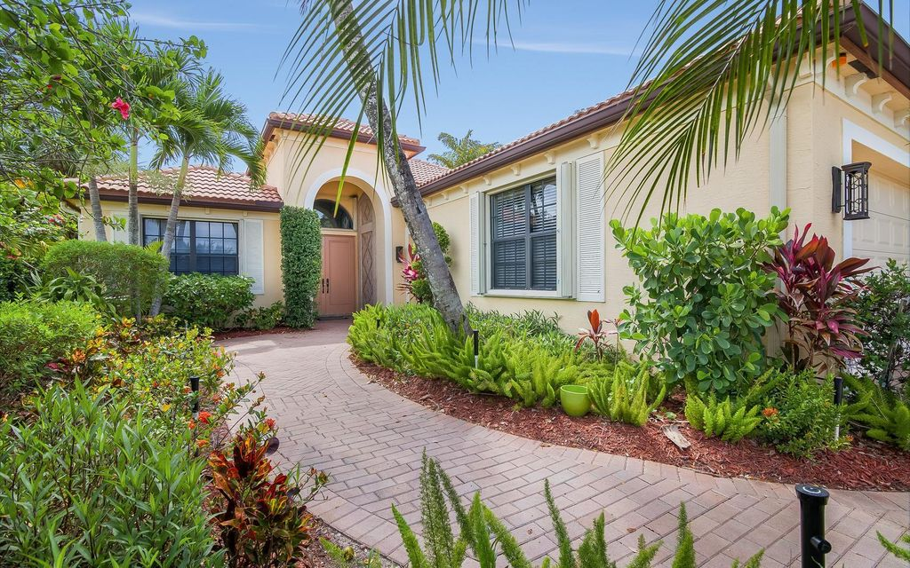 Home for sale in Woodlands At The Preserve-ibis West Palm Beach Florida