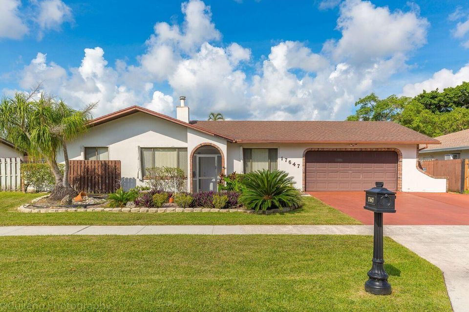 17647  Holly Brook Way is listed as MLS Listing RX-10365515 with 12 pictures