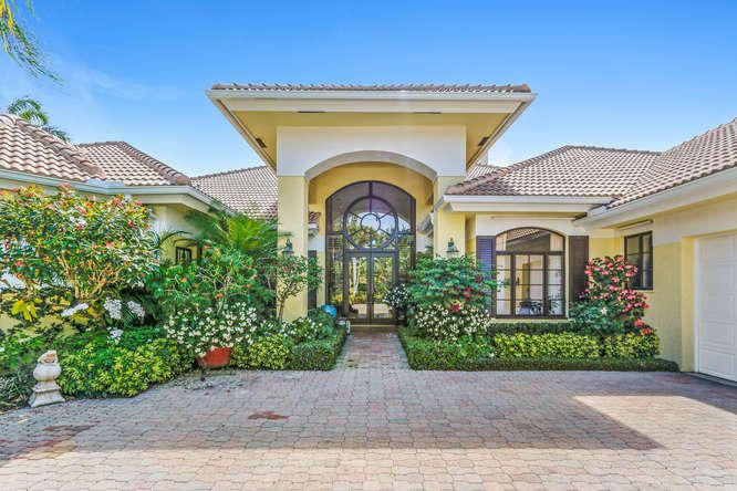 New Home for sale at 13767 Le Bateau Lane in Palm Beach Gardens