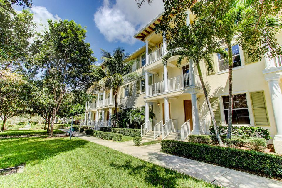 Casa unifamiliar adosada (Townhouse) por un Venta en 4316 Blowing Point Place 4316 Blowing Point Place Jupiter, Florida 33458 Estados Unidos