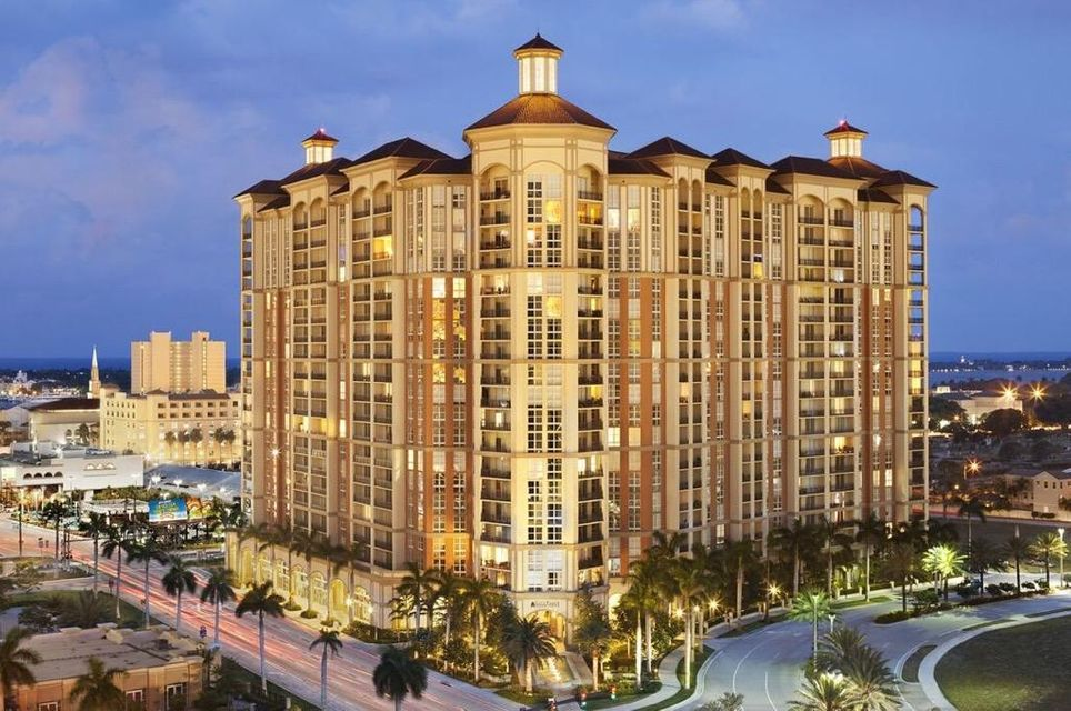 Condominium for Rent at 550 Okeechobee Boulevard # 1620 550 Okeechobee Boulevard # 1620 West Palm Beach, Florida 33401 United States