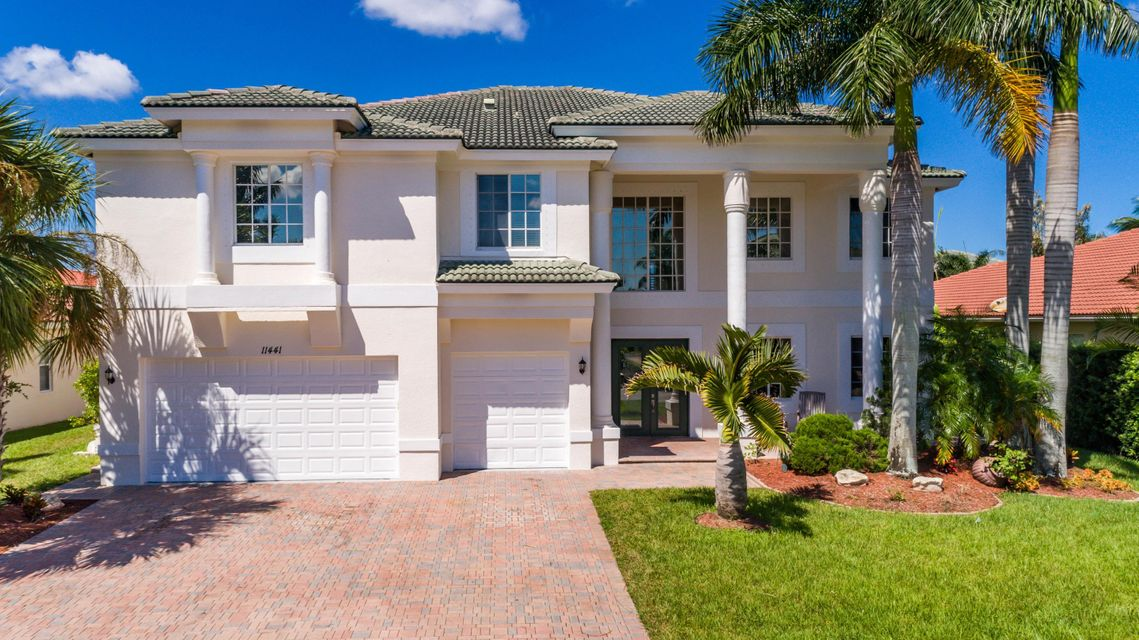 11441  Manatee Bay Lane is listed as MLS Listing RX-10365744 with 36 pictures