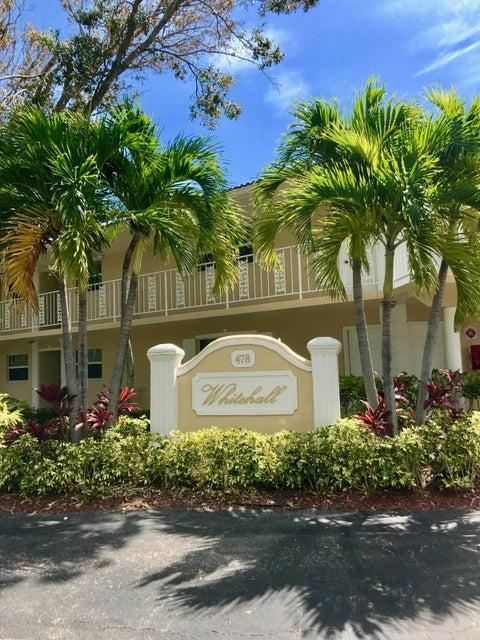 Condominium for Sale at 478 Tequesta Drive # 109 478 Tequesta Drive # 109 Tequesta, Florida 33469 United States