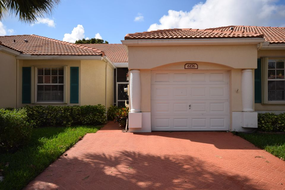 FLORAL LAKES PH 3 AND 4 home 6176 Petunia Road Delray Beach FL 33484