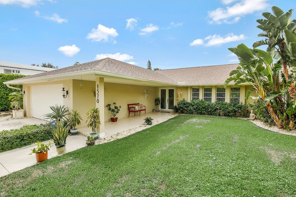 House for Sale at 1570 Mediterranean Road E 1570 Mediterranean Road E Lake Clarke Shores, Florida 33406 United States