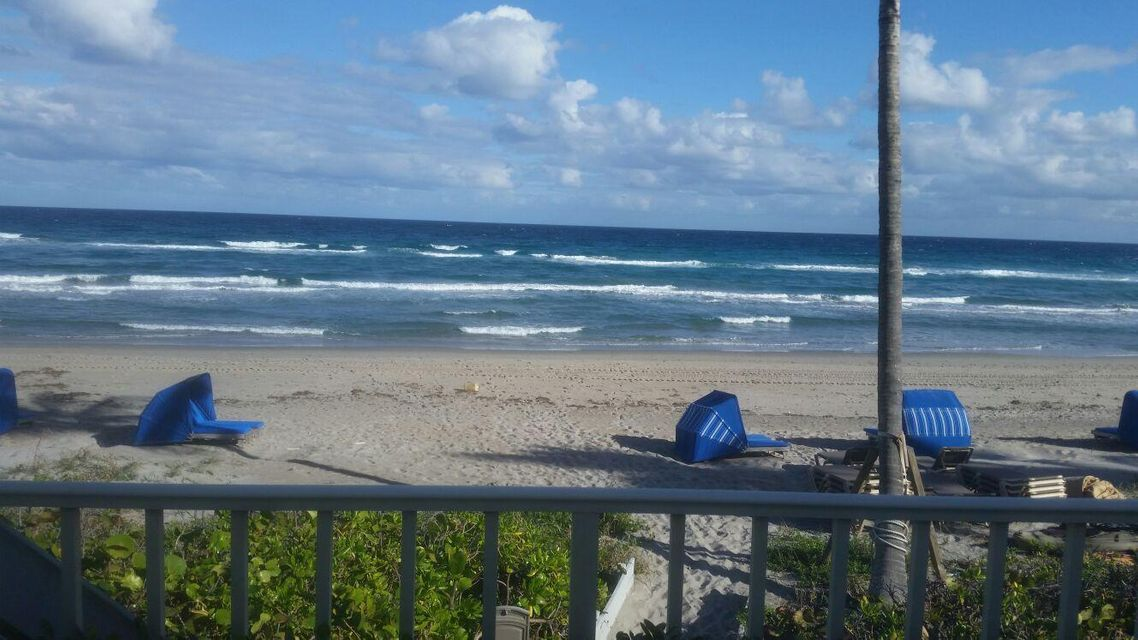 2917 S Ocean Boulevard is listed as MLS Listing RX-10366120 with 33 pictures