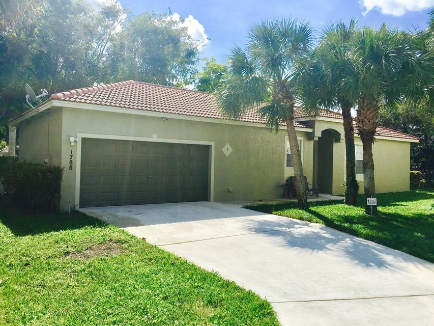 Rentals for Rent at 1788 Pierside Circle 1788 Pierside Circle Wellington, Florida 33414 United States