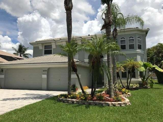 Rentals for Rent at 6533 Stonehurst Circle 6533 Stonehurst Circle Lake Worth, Florida 33467 United States