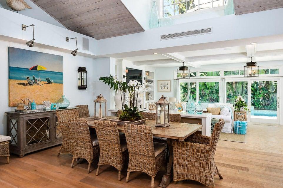 Single Family Home for Sale at 232 Angler Avenue 232 Angler Avenue Palm Beach, Florida 33480 United States