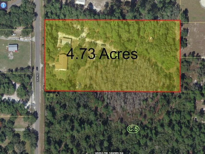 أراضي للـ Sale في 2665 Zuni Road 2665 Zuni Road St. Cloud, Florida 34771 United States