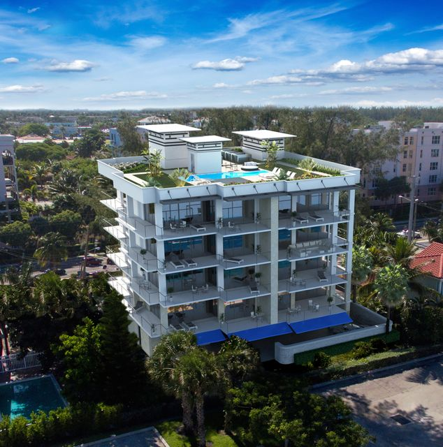 120 S Ocean Drive is listed as MLS Listing RX-10366317 with 5 pictures