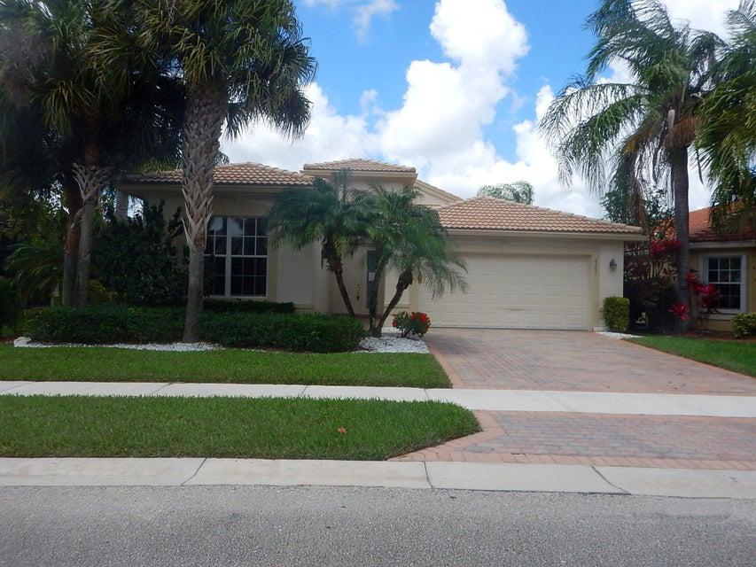VALENCIA SHORES 3 home 8261 Azure Coast Boulevard Lake Worth FL 33467