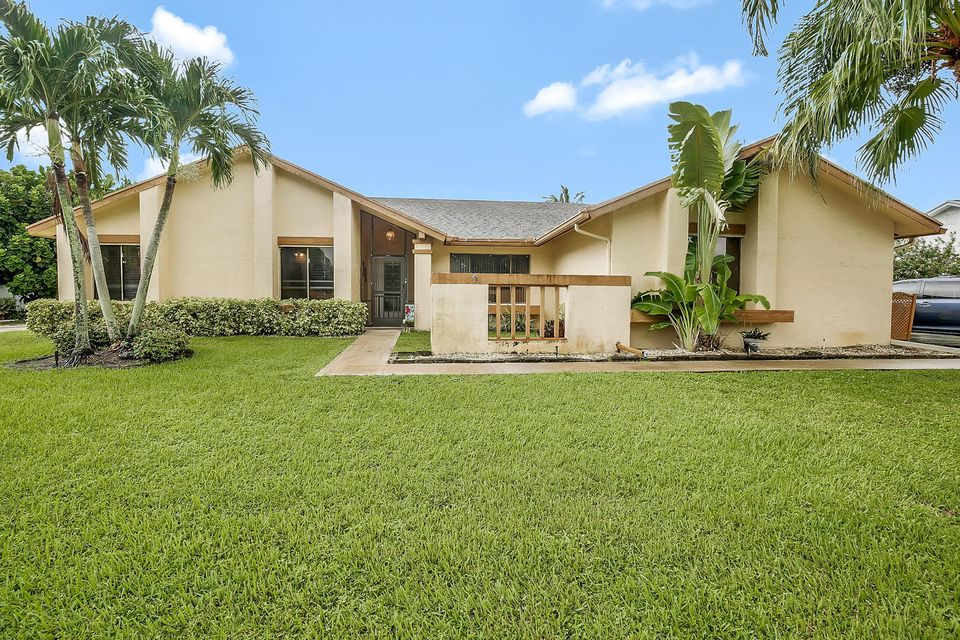 Single Family Home for Sale at 10412 S 178th Court 10412 S 178th Court Boca Raton, Florida 33498 United States