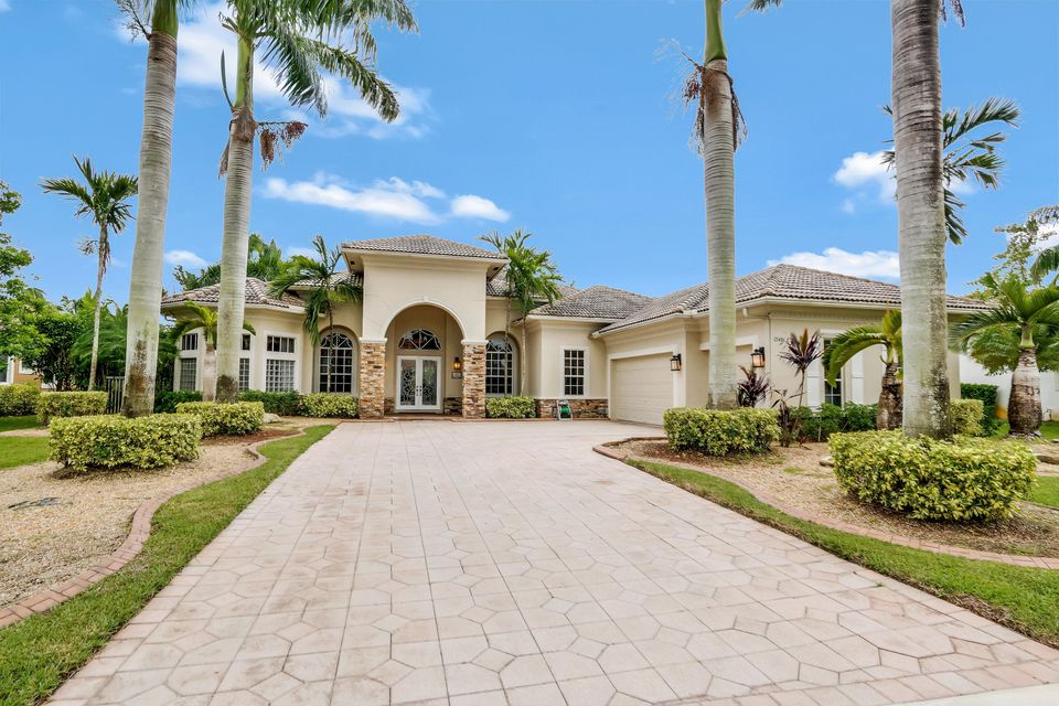 Home for sale in Wellington Equestrian Club Wellington Florida