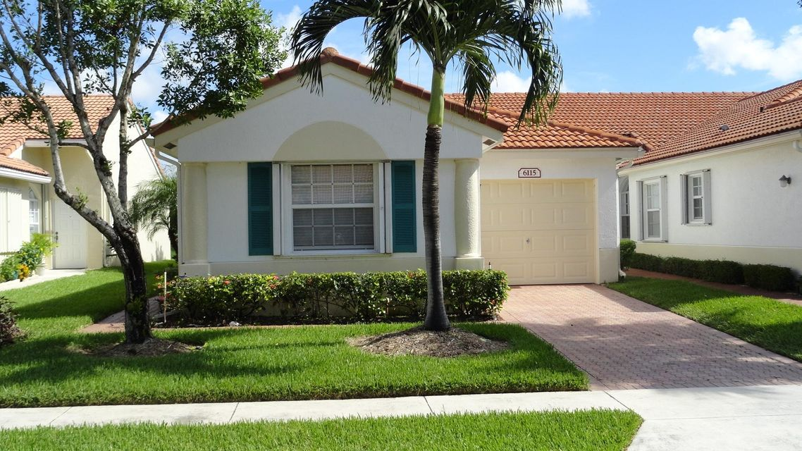 Vila para Venda às 6115 Caladium Road 6115 Caladium Road Delray Beach, Florida 33484 Estados Unidos