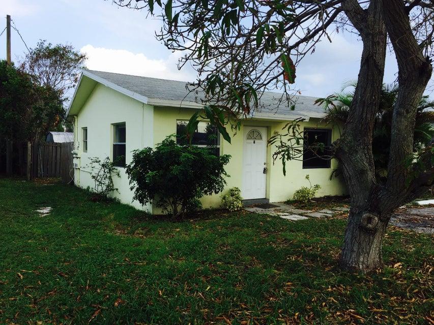 705 W Mango Street Unit A Lake Worth, FL 33462 - MLS #: RX-10366691