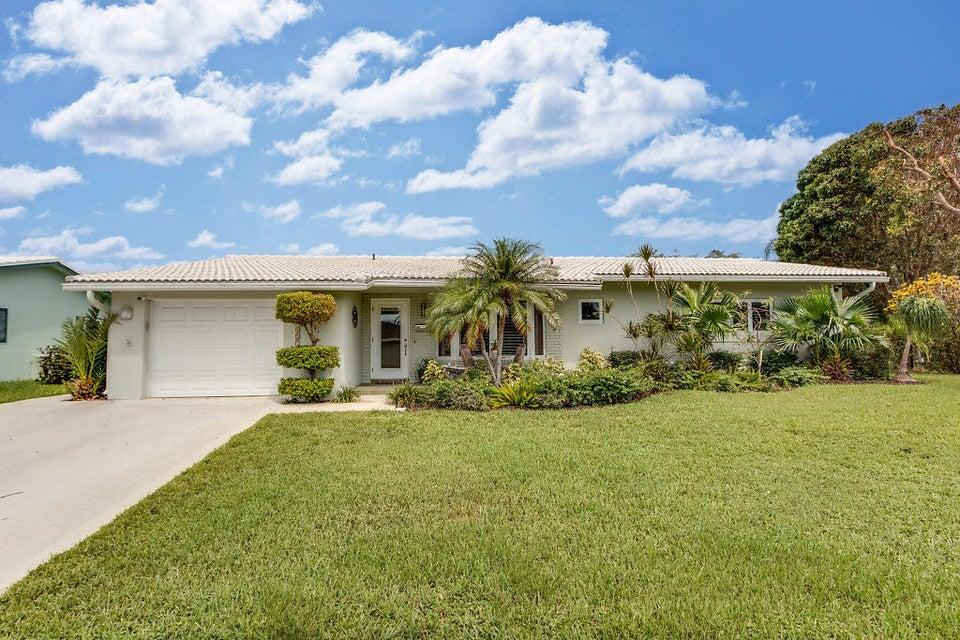 Einfamilienhaus für Verkauf beim 1271 SW 10th Street 1271 SW 10th Street Boca Raton, Florida 33486 Vereinigte Staaten