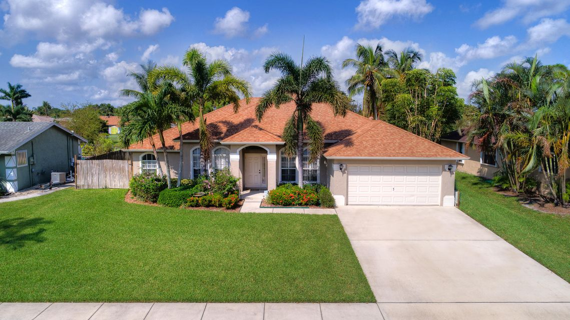 Home for sale in LA MANCHA Royal Palm Beach Florida