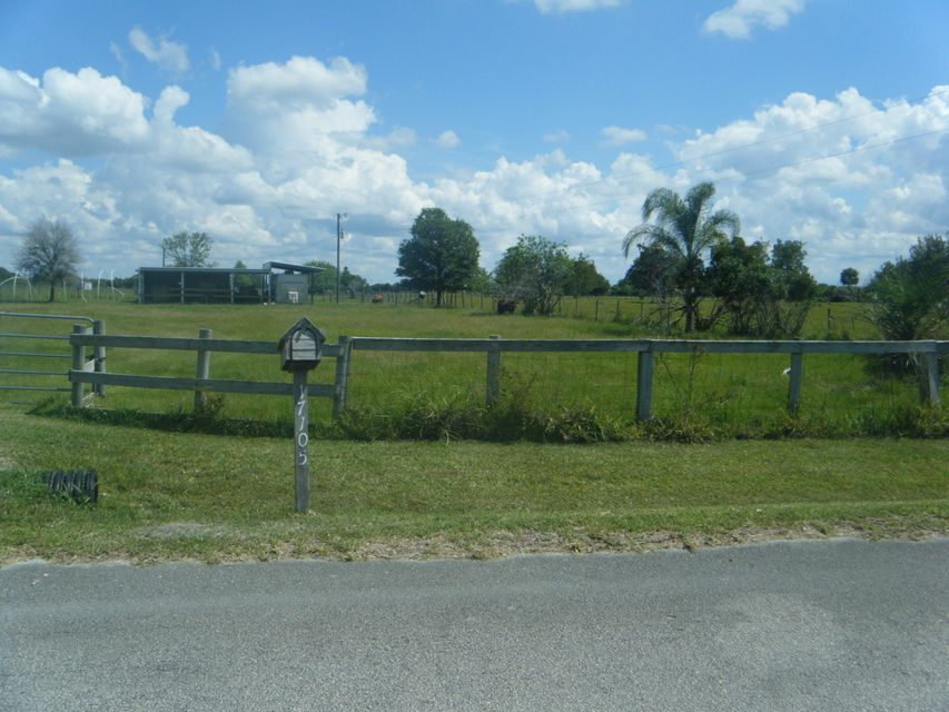 Land for Sale at 17105 NW 220th Street 17105 NW 220th Street Okeechobee, Florida 34972 United States
