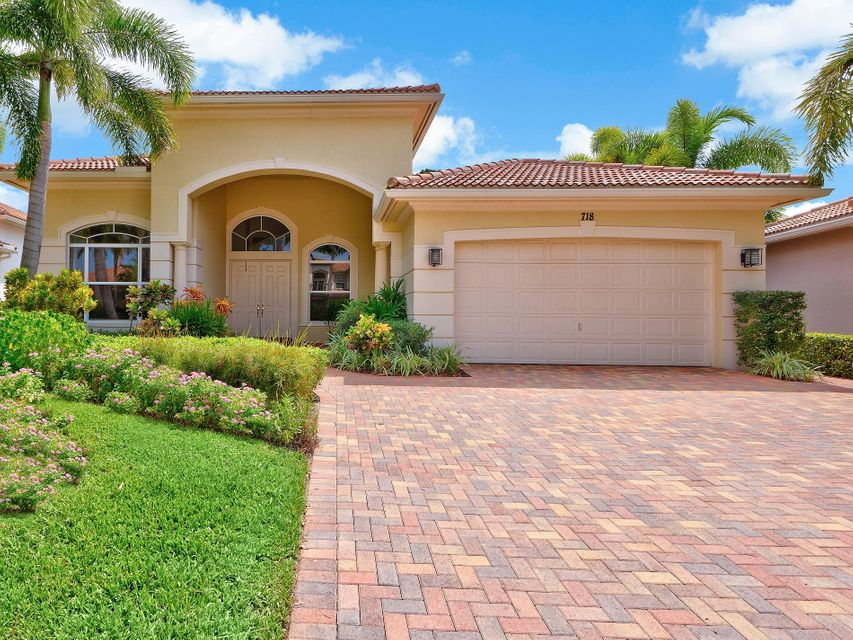 House for Sale at 718 Cote Azur Drive 718 Cote Azur Drive Palm Beach Gardens, Florida 33410 United States