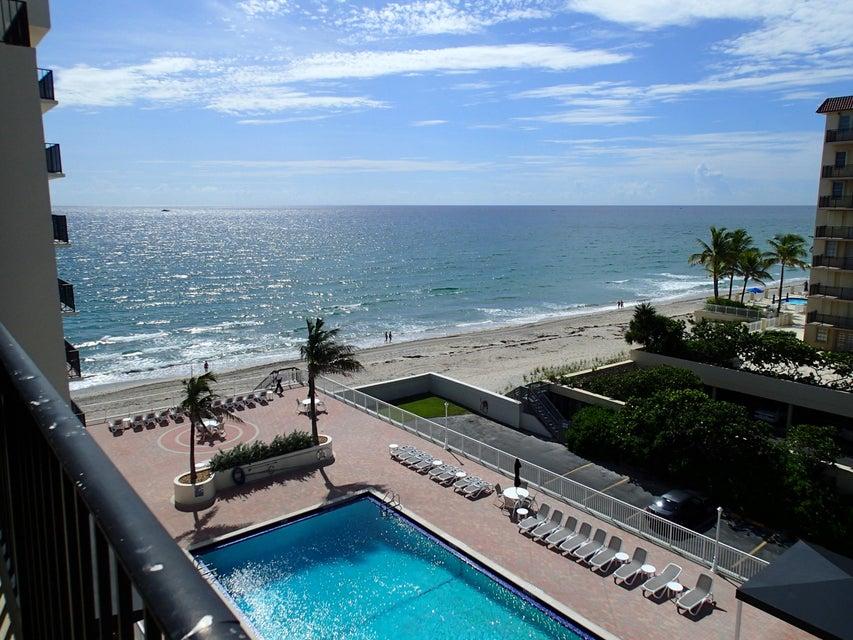 Claridges I Condo 3456 S Ocean Boulevard