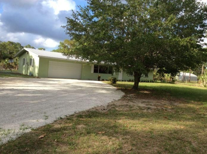 Single Family Home for Sale at 4315 SW Ludlum Street 4315 SW Ludlum Street Palm City, Florida 34990 United States