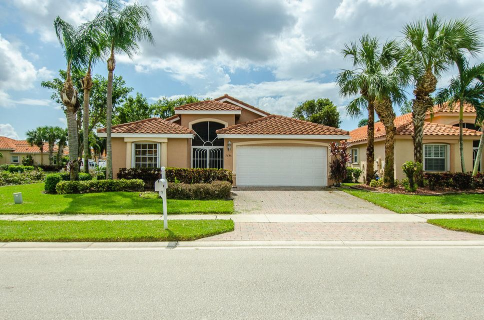 House for Sale at 7736 Trapani Lane 7736 Trapani Lane Boynton Beach, Florida 33472 United States