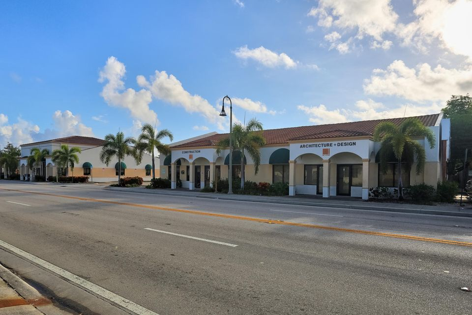 Comercial por un Venta en 318 S Dixie Highway # 1 318 S Dixie Highway # 1 Lake Worth, Florida 33460 Estados Unidos