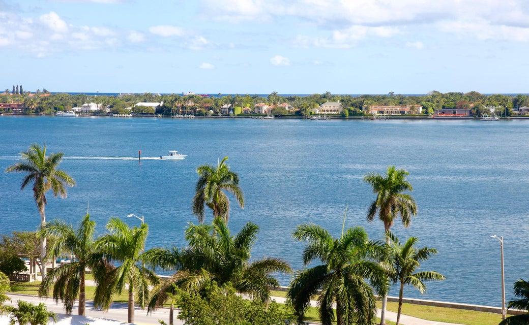 合作社 / 公寓 为 出租 在 1801 N Flagler Drive 1801 N Flagler Drive 西棕榈滩, 佛罗里达州 33407 美国
