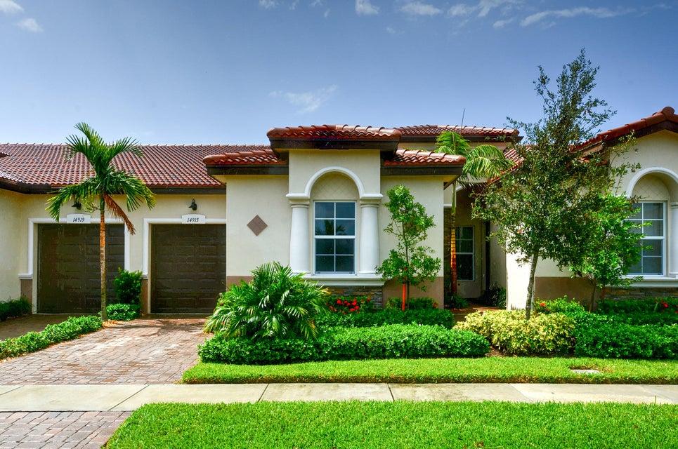 Villa por un Venta en 14915 Barletta Way 14915 Barletta Way Delray Beach, Florida 33446 Estados Unidos