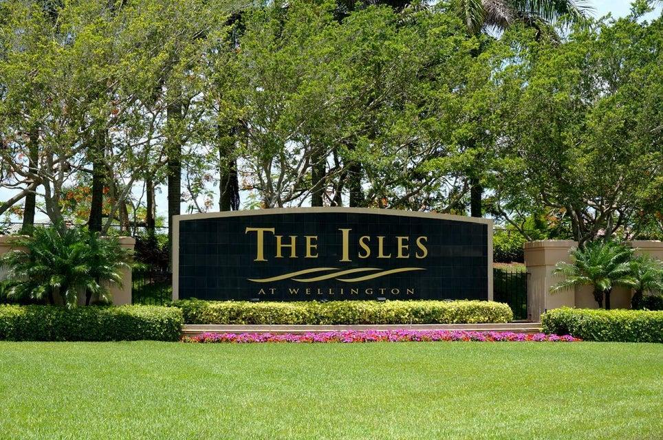 4001 Bahia Isle Circle Wellington, FL 33449 - MLS #: RX-10369666