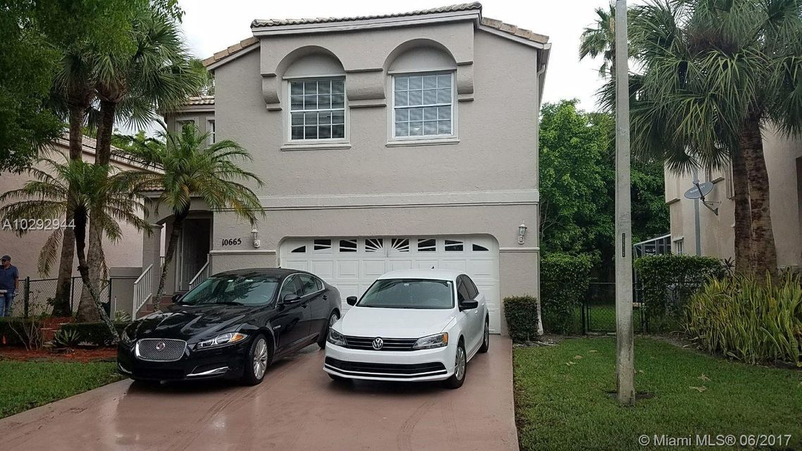 Rentals for Rent at 10665 NW 48 Th Street 10665 NW 48 Th Street Coral Springs, Florida 33076 United States
